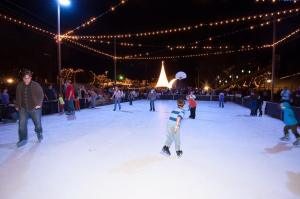 Sights & Sounds of Christmas is a Christmas tradition in San Marcos. Check it out on Facebook: https://www.facebook.com/sightsandsoundstexas